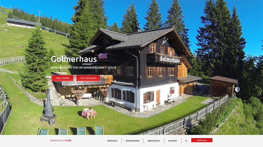 Golmerhaus