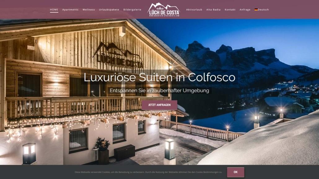 Mountain Apartments Colfosco